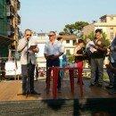Video del primo rapporto alla città della maggioranza Angelini