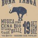 """Riceviamo e pubblichiamo: 19 Settembre, Seconda Edizione di """"Bona Vanga"""""""