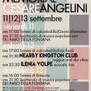 Riceviamo e pubblichiamo: 11-12-13 Settembre, il IV Memorial Cesare Angelini
