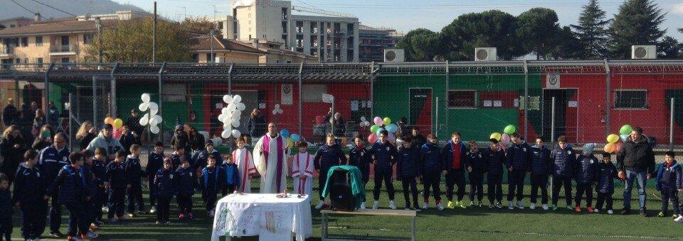 Riceviamo e pubblichiamo: Calcio, fede e solidarietà dell'Asd Atletico Maurizi